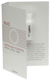 Improve your relationship and discover deeper, richer intimacy. The Single-Use Nuo, a female sexual enhancement crème, comes in a box with 14 single-use applications. Lightly massage contents on clitoris and surrounding area prior to intimacy. Continuous massage of product enhances desire and effectiveness. For optimal sexual health, use daily in addition to use during intimacy.