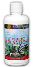"Formulated to help you ""Live Younger - Longer!"", Youngevity's� Tropic Sensation�:"
